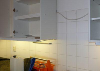 Keuken renovatie 2